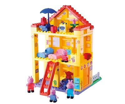 Big Play Bloxx Peppa house - Peppa Wutz Haus # 800057078