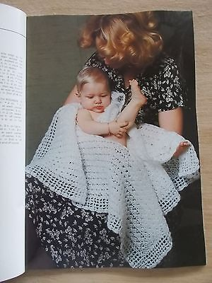 The Best Of Mon Tricot #4~Knit & Crochet For Baby~67pp~Patterns