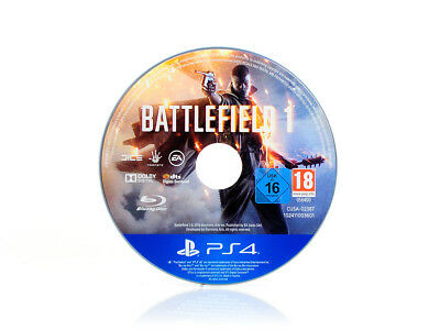 (R) PS4 Spiel BATTLEFIELD 1 -Action-Ego-Shooter Uncut EA Multiplayer DEUTSCH