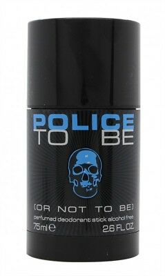 Police To Be Deodorant Stick - Men's For Him. New. Free Shipping