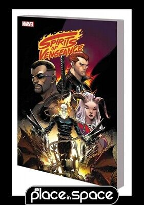 Spirits Of Vengeance - Softcover