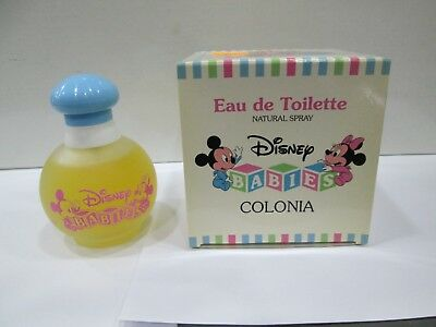 """ BABIES - DISNEY "" PROFUMO EDT COLONIA 100ml SPRAY"
