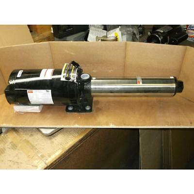 "Dayton 45Mw81 3Hp Multi-Stage Booster Pump, 9-Stage, In/outlet Size:1""npt"