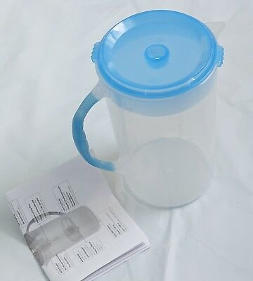 Dr. Brown's Formula Pitcher, DOES NOT HAVE MIXING BLADE/SPIRAL ROST