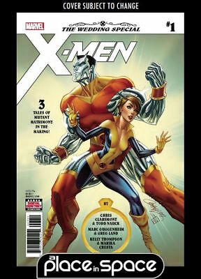 X-Men Wedding Special #1A (Wk20)