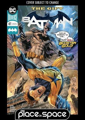 Batman, Vol. 3 #47A (Wk20)