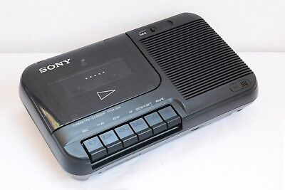 Vintage SONY TCM-818 Cassette Tape Player / Recorder - Good Working Order.