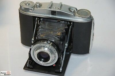 Agfa Isolette II Apotar 1: 4,5/85mm 6x6 Medium Format Camera Folding Camera