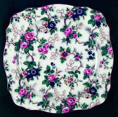 Crown Ducal ASCOT Square Chop Plate 2539869
