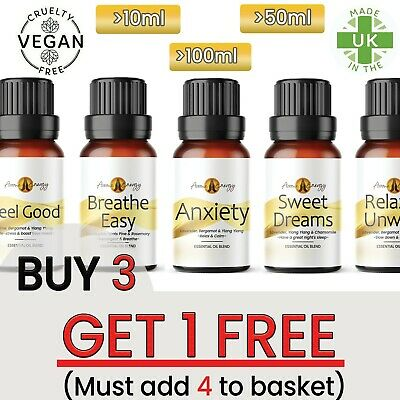 Essential Oils Aromatherapy Pure Organic Natural LIFE Essential Oil Fragrances