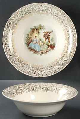 American Limoges CHINA D'OR Round Vegetable Bowl 317326
