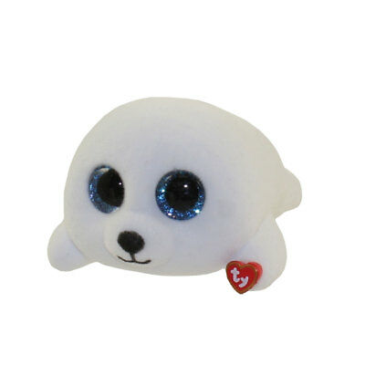 289d8988897 TY BEANIE BOOS - Mini Boo Figure - ICY the White Seal (2 inch) - New ...