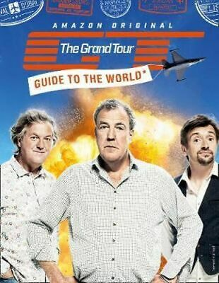 NEW The Grand Tour Guide to the World By Grand Tour Hardcover Free Shipping
