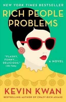 NEW Rich People Problems By Kevin Kwan Paperback Free Shipping