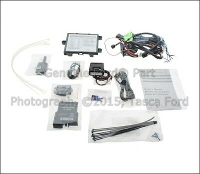 New Oem Bi Directional Remote Starter Kit 2010-14 Ford Lincoln Mercury Vehicles