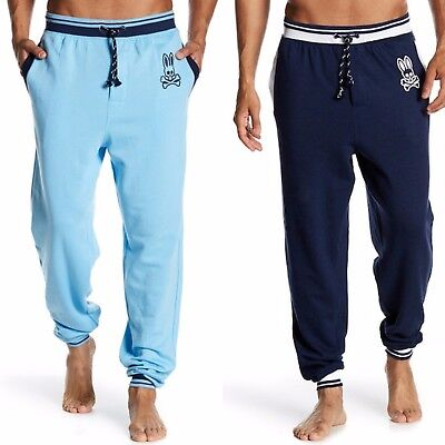 Psycho Bunny Men's Lounge French Terry Jogger Pants