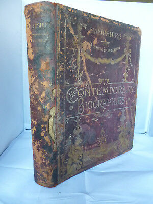 1905 - Hampshire - Opening of the 20th Century - Jacob - Large Illustrated HB