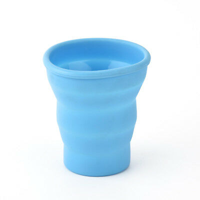 Silicone Folding Cup Telescopic Collapsible Mug For Sport Outdoor Travel Camping