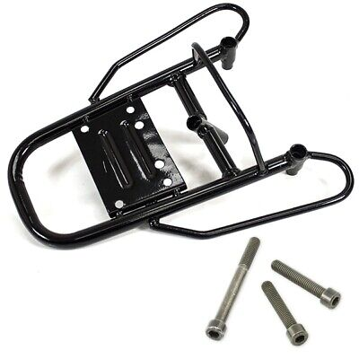 Noir Luggage Rack Rear With Fitting Kit (LUGG019) (#019)