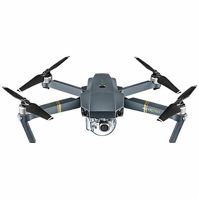 DJI Mavic Pro Drone with 4K Video Resolution and 65KM/h Speed (328566)