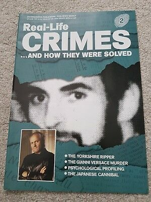 Real Life Crimes...and How They Were Solved Magazine - No 2 - Yorkshire Ripper