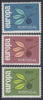 872) Portugal 1965 - Europa Cept 1965  - Mint Never Hinged Set  - Perfect