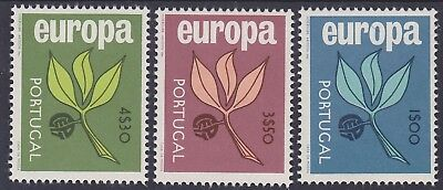 873) Portugal 1965 - Europa Cept 1965  - Mint Never Hinged Set  - Perfect