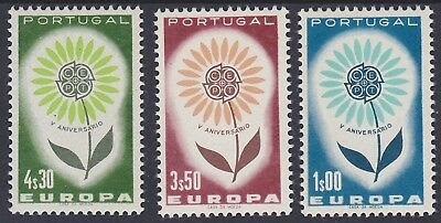 874) Portugal 1964 - Europa Cept 1964  - Mint Never Hinged Set  - Perfect