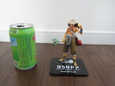 USED Figuarts ZERO One Piece Usopp NEW WORLD Ver free shipping from Japan