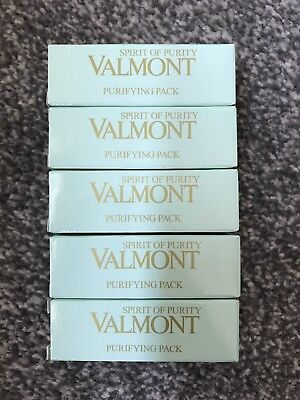 Valmont Purifying Pack, 5x 8ml (40ml) Samples - New