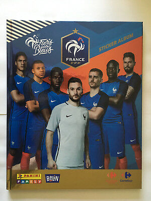 Album Panini Family Hardcover Fiers D'etre Bleus 2018 Carrefour Neuf World Cup