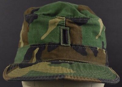 Camouflage Woodland Pattern Military Cap Combat Army Cadet hat cap Fitted