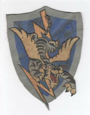 """6"""" 74th Fighter Squadron 23rd Fighter Group China Air Task Force Patch Inv# L068"""