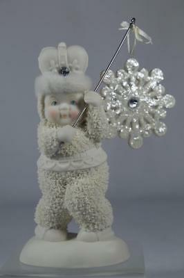 Dept 56 Snowdream Snowbabies 'The Grand Marshall' Adorable #4045622 New In Box