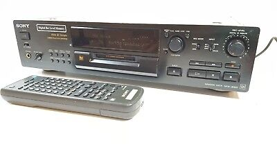 Sony Mds-Jb920 Qs Minidisc Player / Recorder - With Original Remote - Serviced