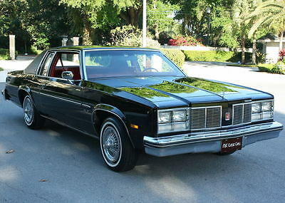 1977 Oldsmobile Eighty-Eight ROYALE COUPE - ORIG PAINT - 37K MI BEST COLOR COMBO - LOW MILE -1977 Oldsmobile 88 Royale Coupe - 37K ORIG MILES