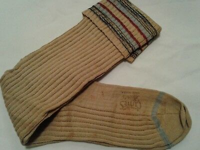 Antique RANDOLPH CUTIES SPORTS Hosiery Anklet Sock Hose Memorabilia USA
