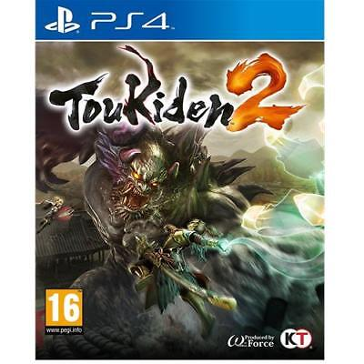 Toukiden 2 PS4 Game for PlayStation 4 NEW & SEALED