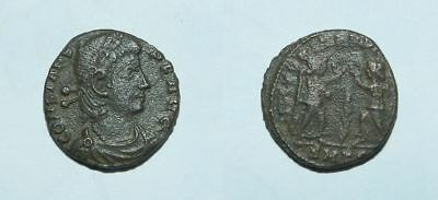 ANCIENT ROME :  CONSTANS Ae3/4  - GOOD DETAIL