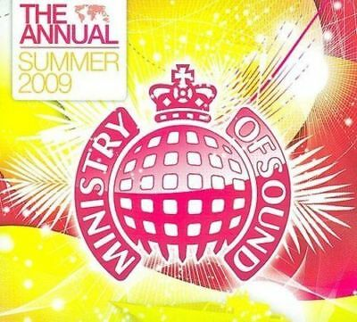 Ministry Of Sound: The Annual: Summer 2009 [2 Cd Set] Sealed Brand New