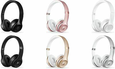 Beats by Dre Solo 3 On-Ear Wireless Bluetooth Headphones - Choice of Colour