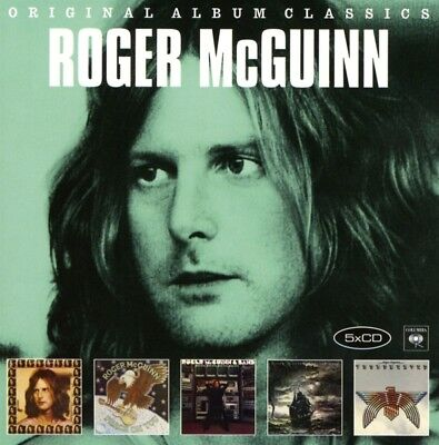 Roger McGuinn - Original Album Classics CD (5) Arista Usa NEU