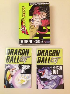 DragonBall GT: The Complete Series (DVD, 2010, 10-Disc Set) SAME DAY SHIPPING