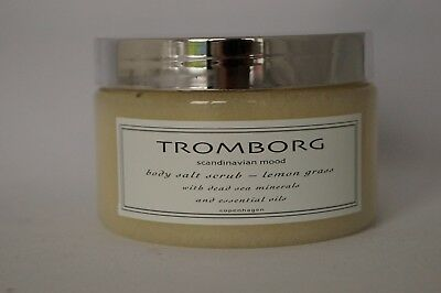 Tromborg - Body Salt Scrub - Lemon Grass -  350 G /#82-2-3
