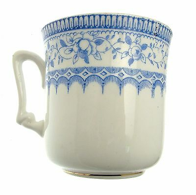 c1920 Sutherland Hudson Art China 1003 Blue White Transfer 3 Inch Cup only