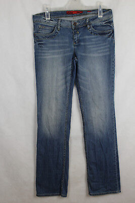 0ee972100eaacc QS BY S.OLIVER Catie Slim Low Straight Jeans Damen Gr.42