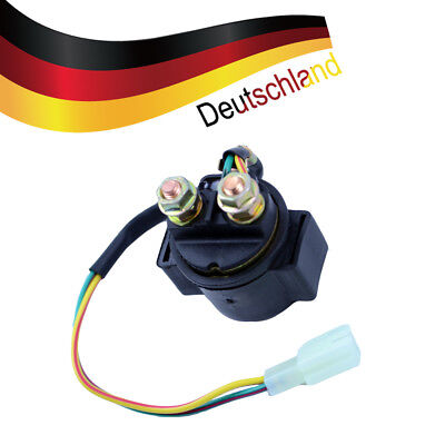Motor Starter Solenoid Relay Ignition For Honda Goldwing GL1800 01-10 05 06 07