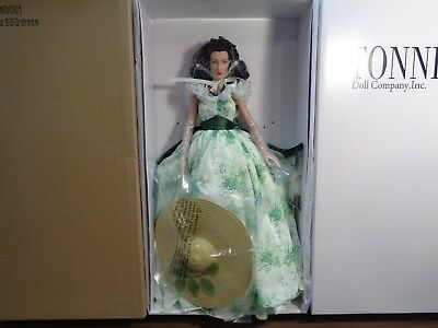 NRFB In Shipper Gone With The WInd Tonner Scarlett O/'Hara BBQ Dressed Doll