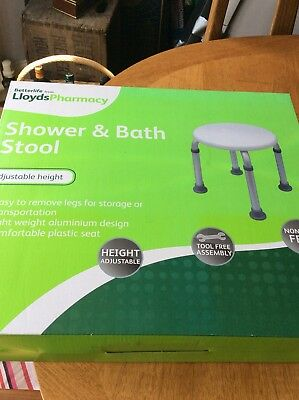 Betterlife Shower And Bath Stool New, Boxed.