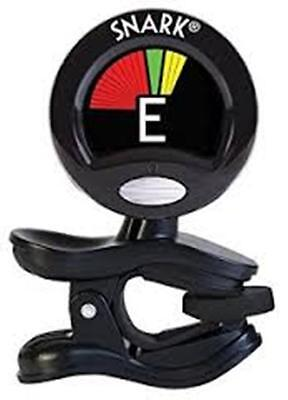 Snark Sn5X Clip-On Chromatic Tuner For Guitar / Bass / Violin - Black - New